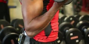 How to Slim Down My Biceps