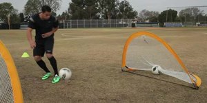 How to Improve My First Touch in Soccer