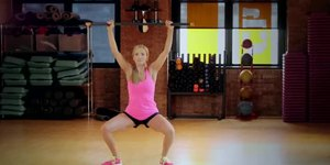 Overhead Squats for Shoulder Flexibility