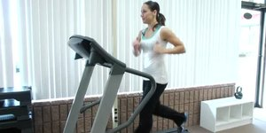 Step Aerobic Exercises vs. Treadmill Machines