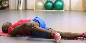 Loosening Hips After Stretching