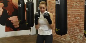 Step-by-Step Uppercuts in Boxing
