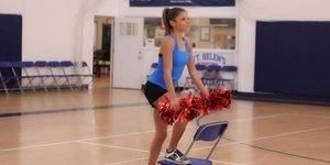 Exercises to Do a Basic Cheer