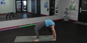 How to Do a Handstand Backbend