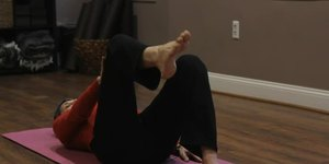 Alternative Stretching for Glutes for Hip Rep…