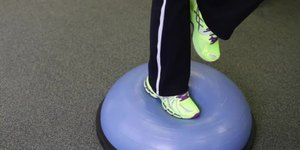 Ankle Strengthening Exercises With a Balance …