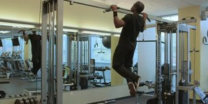 How to Do a Pull-Up for Beginners
