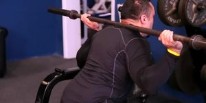 How to Lower the Bar for Squats