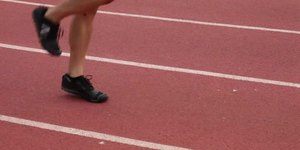 The Physics of Running Track