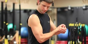 How to Flex Little Biceps