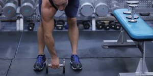 One-Arm Dead Lifts