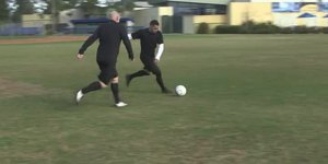 How to Do the Rabona in Soccer