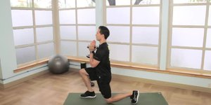 Dumbbell Exercises for Kids