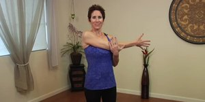 Self-Stretches to Increase the Shoulder's Int…