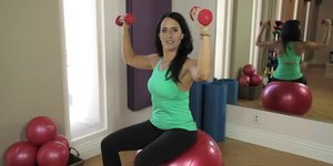 How to Tone Your Thighs, Legs & Arms While Pr…