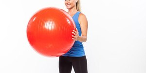 Total-Body Blast Stability Ball Workout