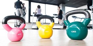 A Closer Look at Kettlebells