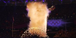 The Top 20 Moments At The London 2012 Olympic…