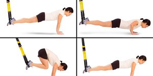 16 TRX Moves for a Full-Body Workout
