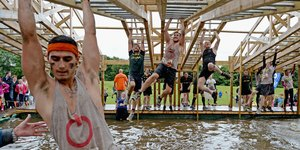 The Dangers of Running an Obstacle Race