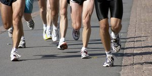 The Healthy Runner's Marathon Training Plan