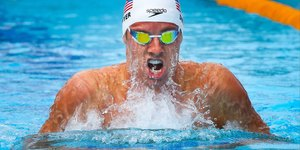 Olympic Swimmer Conor Dwyer's Toughest Workou…