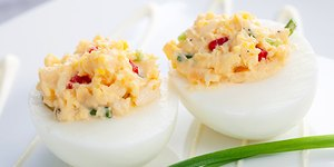My Spicy Egg Recipe With a Secret Ingredient
