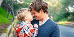 Healthy Ways to Celebrate Dads of All Types