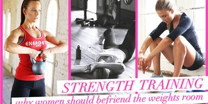 5 Reasons Women Should Lift Weights