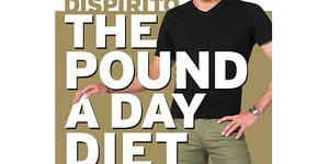 New Diet Book 'Pound A Day Diet' Says Pou…