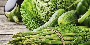 Do Your Body Good By Adding More Green Veggie…