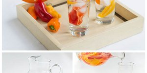 Sweet Peppers Spa Water