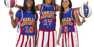 Lady Harlem Globetrotters Share Their Fitness…