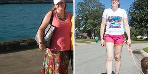 How Lara S. Lost 30 Pounds and Three Sizes!