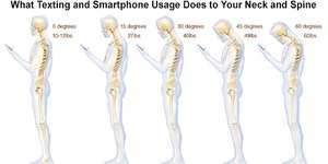 Here's What Texting Is Doing to Your Neck a…