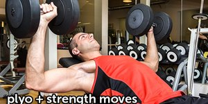 An Explosive Workout to Boost Strength and Po…