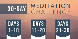 30-Day April Meditation Challenge