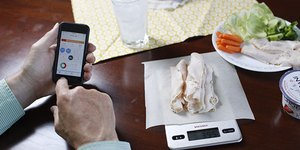 New Update to LIVESTRONG's Calorie Trac…