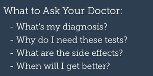 7 Questions to Ask Your Doctor When You're …