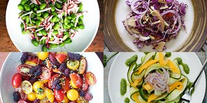 8 Innovative Salad Recipes, No Greens Require…