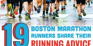 19 Boston Marathon Runners Share Their Runnin…