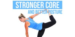 12 Moves for a Stronger Core and Better Postu…