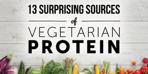 13 Surprising Vegetarian Sources of Protein