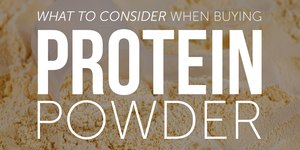 8 Things to Consider When Choosing a Protein …