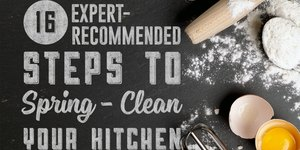 16 Expert-Recommended Steps to Spring-Clean Y…