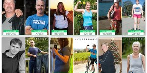 LIVESTRONG.com Members' Before & After Weight…