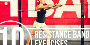 10 Resistance Band Exercises to Tone and Tigh…