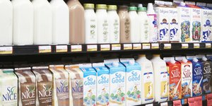 Which Type of Milk (or Nondairy Milk) Is Best…