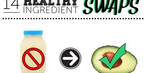14 Ingredient Swaps to Make Your Recipes Heal…
