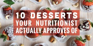 10 Desserts Your Nutritionist Actually Approv…